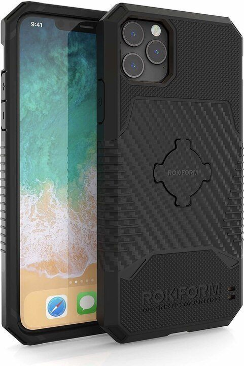 Rokform Rugged Case Iphone 11 Pro Max | Image Credit Cd On