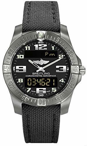 Breitling Aerospace Evo Titanium | Image Credit: Amazon Com
