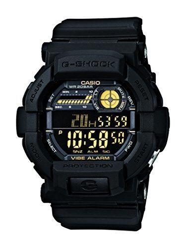 Casio G-Shock GD-350-1BER | Image Credit: Amazon Com