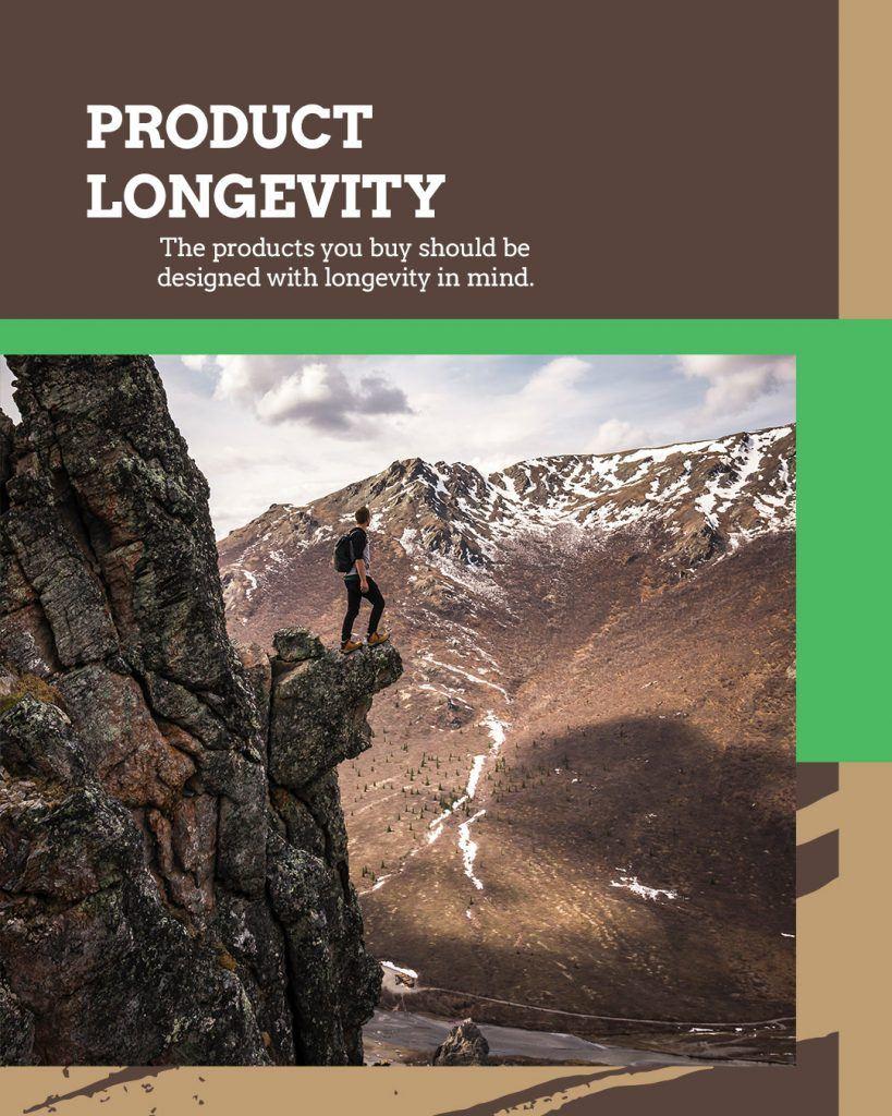 Product Longevity Mindset - Rugged Ratings