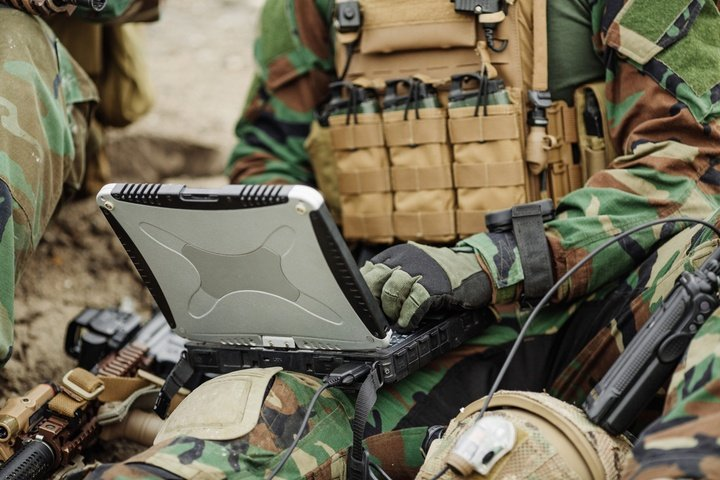 Toughest Military Laptops | RUGGED RATINGS