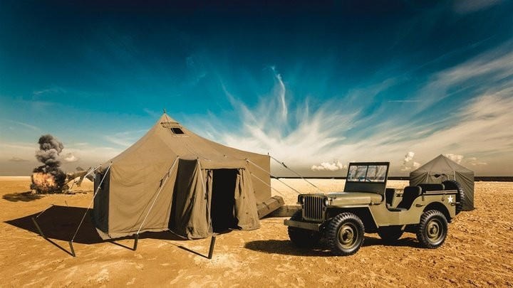 The 5 Best Military Grade Tents | RUGGED RATINGS