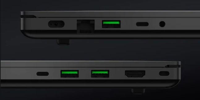 razer blade 15 ports 02