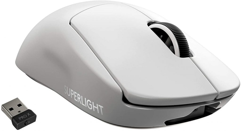 Logitech G PRO X Superlight Gaming Mouse   Image Credit: Amazon com