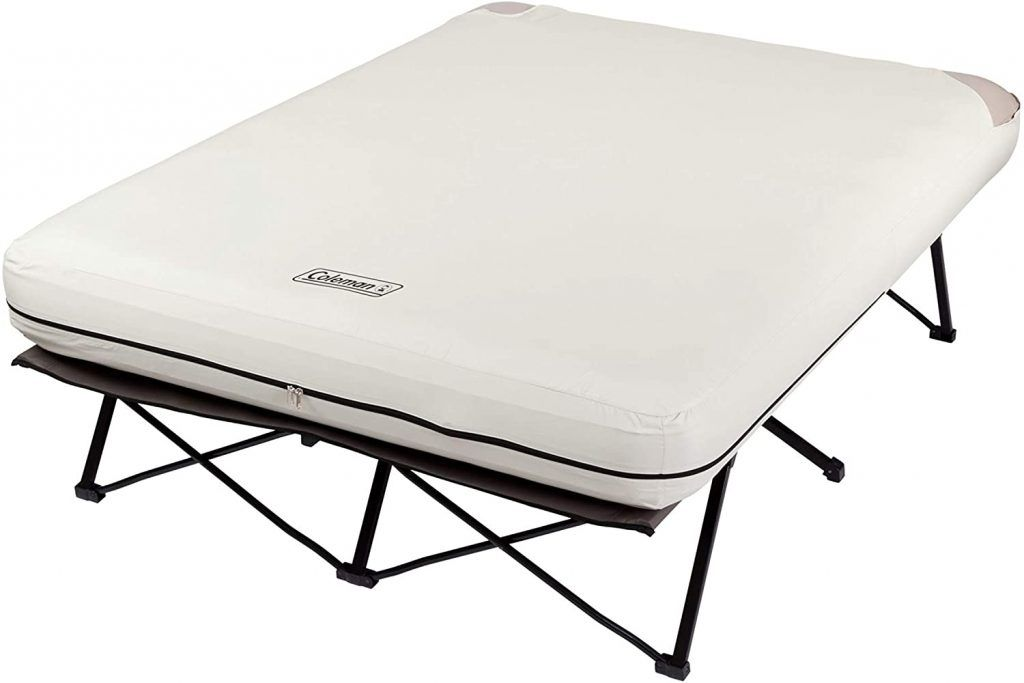 Coleman Camping Cot Air Mattress | Image Credit: Amazon com