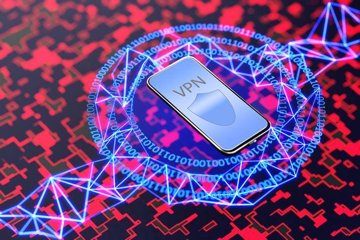 encrypted VPN